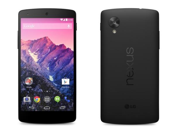Nexus 5 on T-Mobile