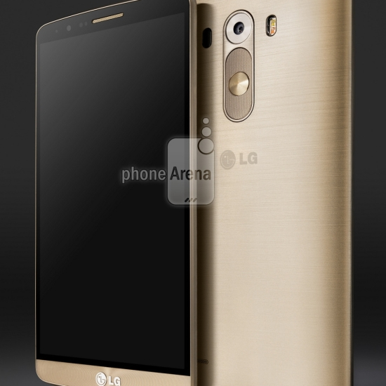 LG G3 in Gold