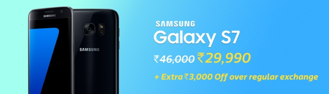 Samsung Galaxy S7 sale