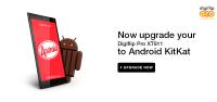 KitKat for Digiflip Pro XT811