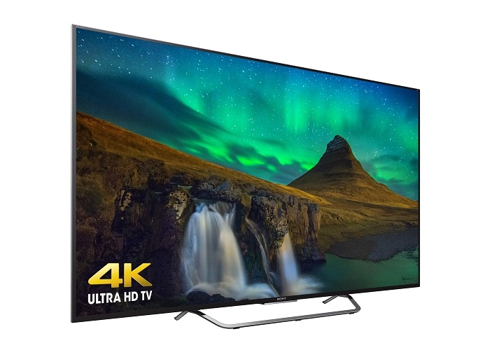 Sony's Android TV-based 4K TV