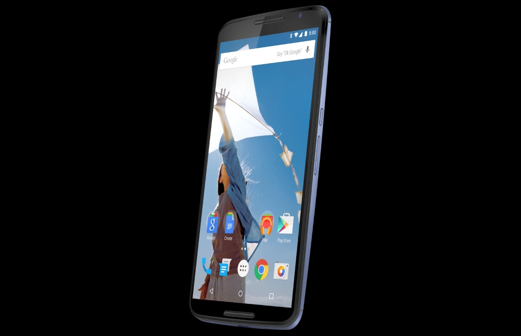 Google Nexus 6 leaked render