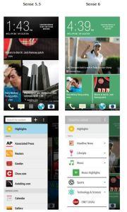 HTC Blinkfeed in Sense 6.0