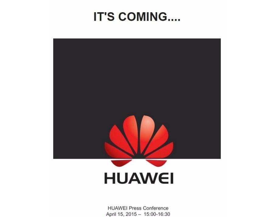 Huawei P8 invite