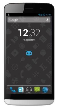 Micromax CM phone mock-up