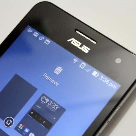 Asus Zenfone 5 Front camera