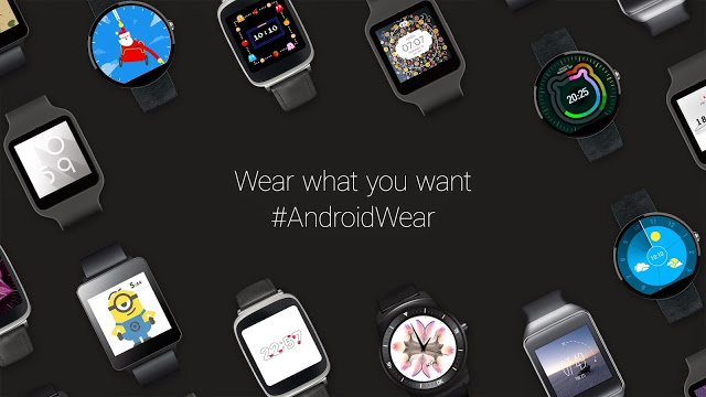 Android Wear custom watch faces