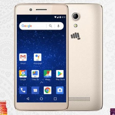 Micromax Android Go phone