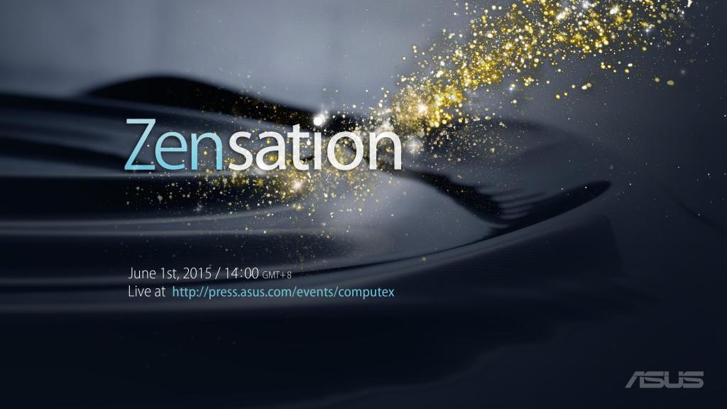 Asus Computex 2015 invite