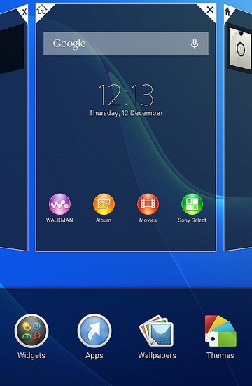 Sony Xperia Z Android 4.3 update