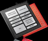 Qualcomm Snapdragon 210 processor