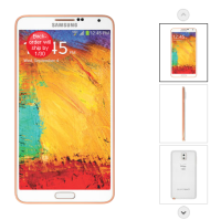 Rose Gold Galaxy Note 3
