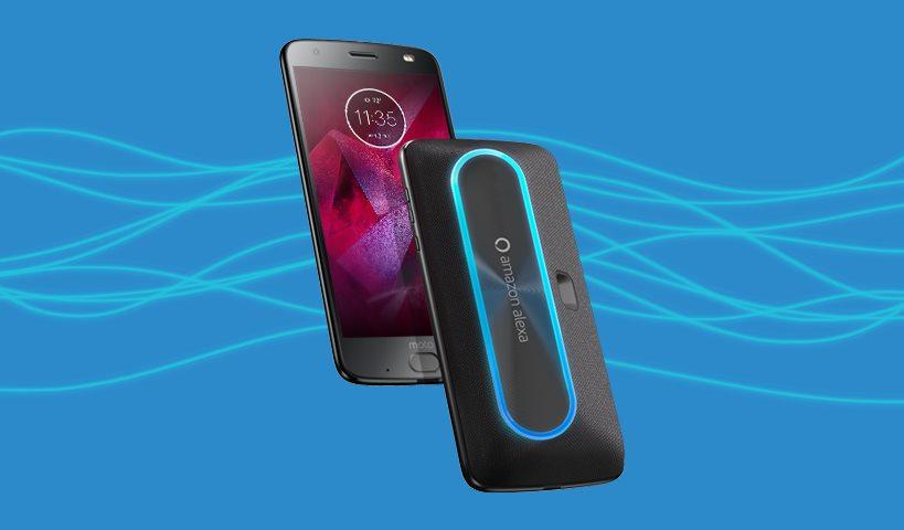 Alexa Moto Mod