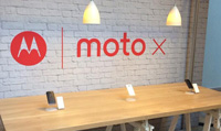Moto X in Europe