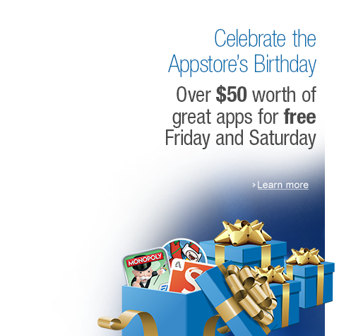 Amazon Appstore Birthday Bundle