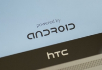 Powered by Android logo