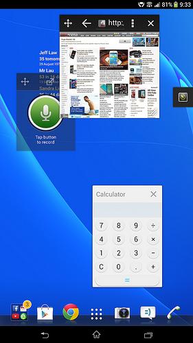 Sony Xperia Z update 14.1.B.1.510