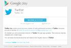 Twitter for Android beta program