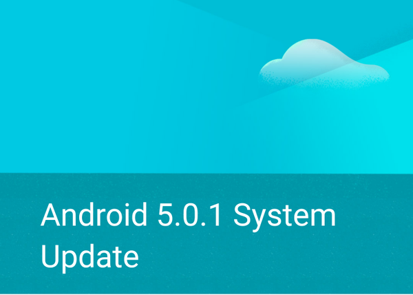 Android 5.0.1 update