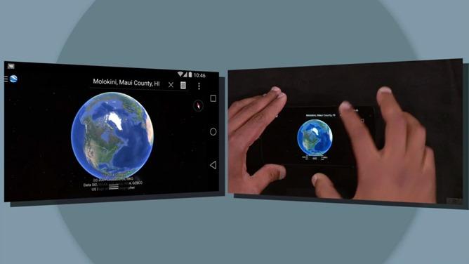 Chromecast Android mirroring