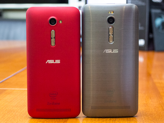Asus Zenfone 2 5-inch and 5.5-inch models
