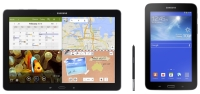 Samsung Galaxy NotePro 12.2 and Tab 3 Neo