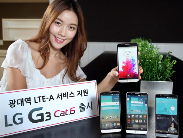 LG G3 Cat.6