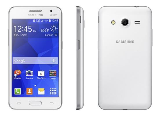 Samsung Galaxy Core 2 White