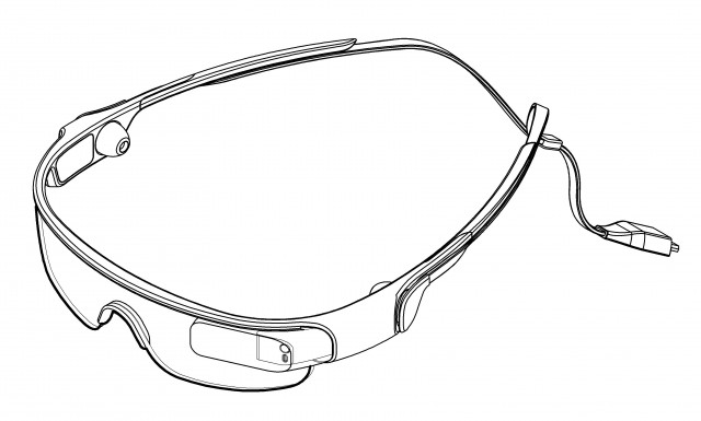 Diagram from a patent application by Samsung