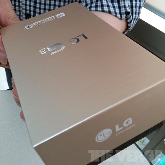 LG G3 Golden
