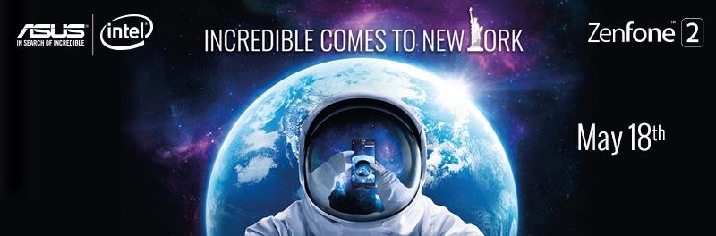 Asus Zenfone 2 US launch