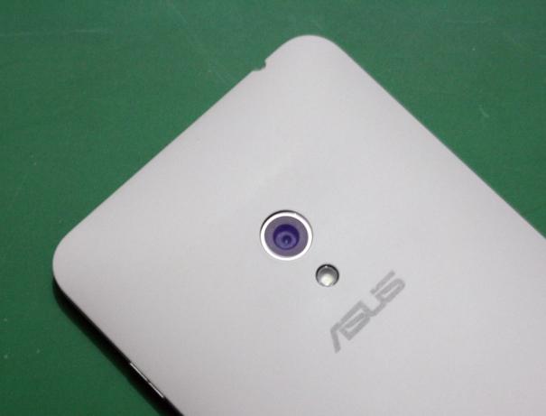 Asus Zenfone 5 Rear Camera