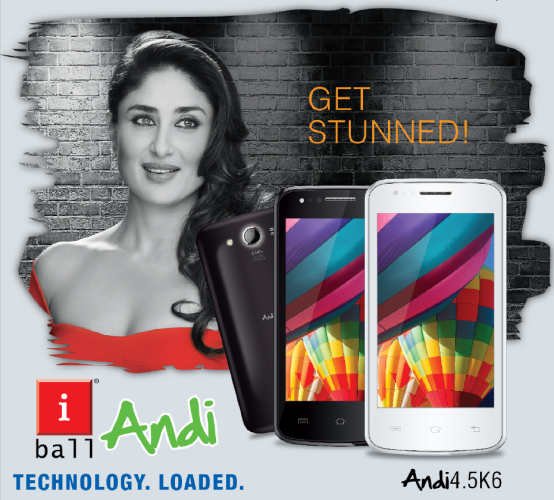 iBall Andi 4.5-K6