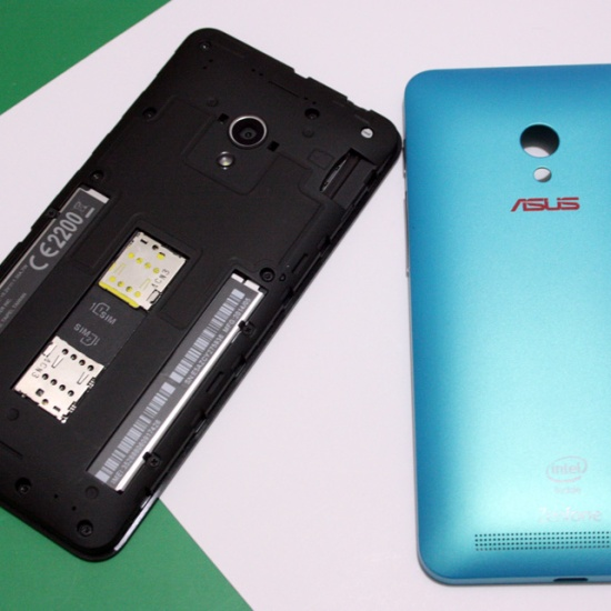 Asus Zenfone A450CG Back Cover