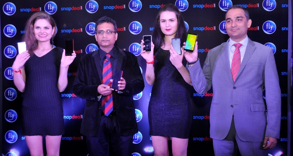 Fly Mobiles launch event