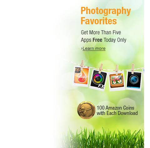 Amazon Appstore Photo Bundle