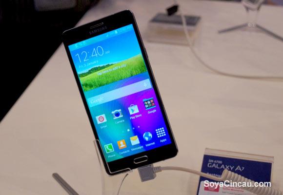 Samsung Galaxy A7 in Malaysia