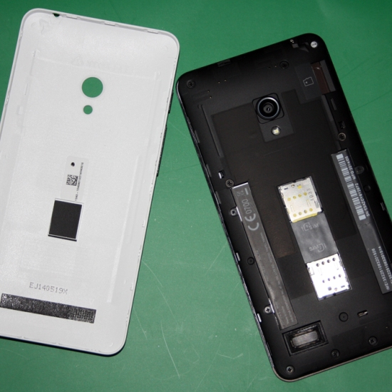Asus Zenfone 5 Back Cover