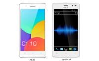 XOLO A1010 and Q600 Club phones