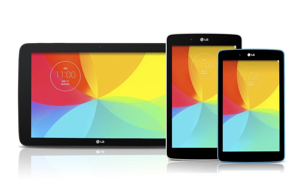 LG G Pad series