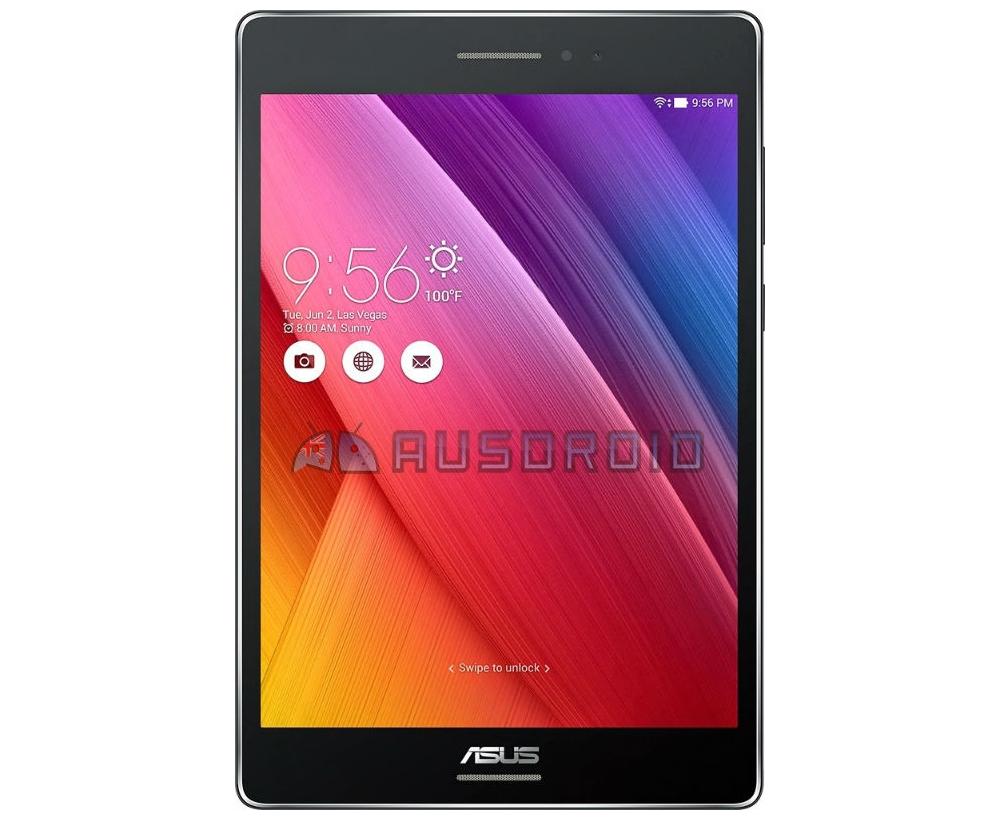 Asus ZenPad front