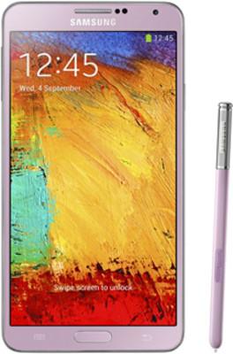 Samsung Galaxy Note Blush Pink version