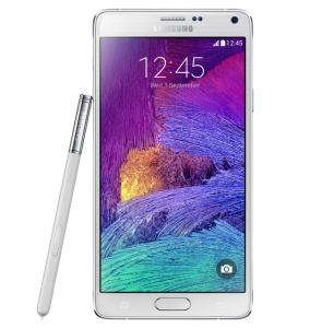 Samsung Galaxy Note 4 White