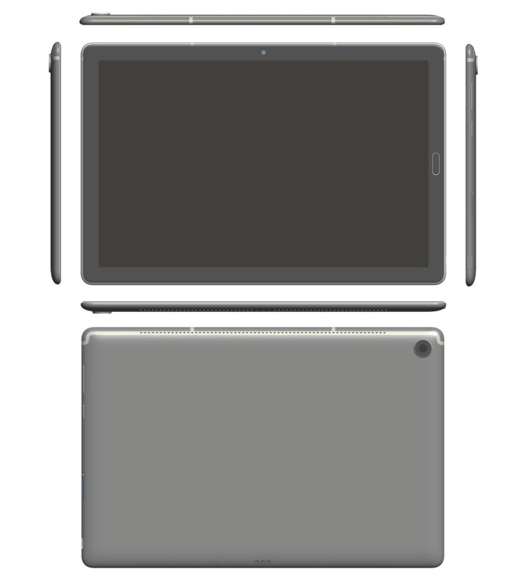 Huawei MediaPad M5 10.1