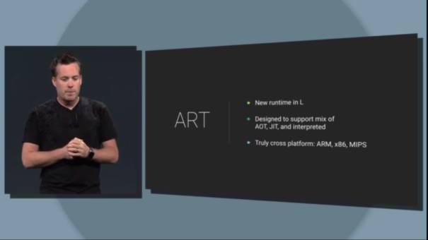 ART in Android L
