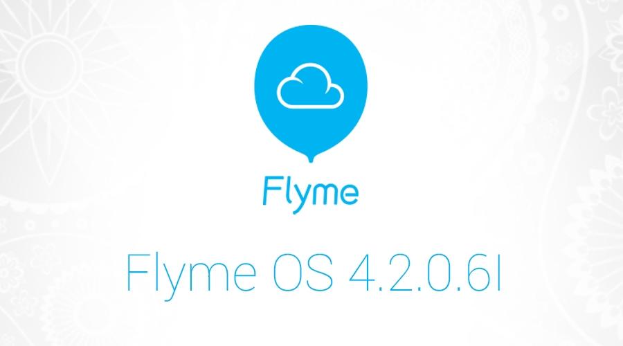 Meizu M1 Note Flyme OS 4.2.0.6I update