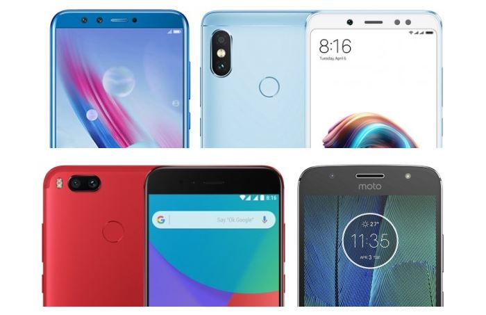 Best Android phones under Rs 15,000
