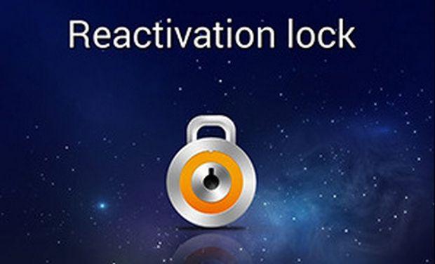 Reactivation lock on Samsung Galaxy S5
