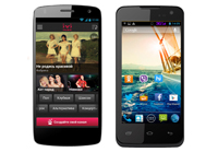 Micromax Canvas Beat and Social