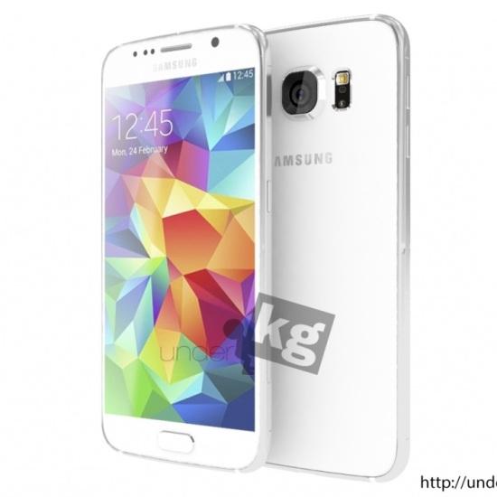 Samsung Galaxy S6 unofficial render